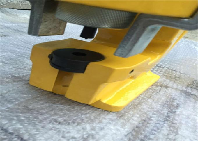 Portable Seprate Type Hydraulic Copper Punching Machine Max Thickness 12mm