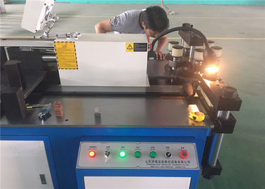 Good Quality Industrial Laser Cutting Machine & Accuracy Copper Punching And Bending Machine , CNC Busbar Fabrication Machine on sale