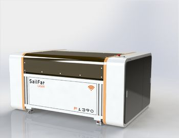 China Industrial Laser Cutting Machine For Acrylic / Leather / Wood 1390 CE Certificated supplier