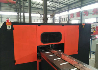 High Accuracy CNC Punch Cutting Machine For Copper And Aluminum Full Automatic