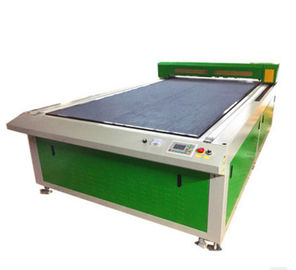China RECI W4 And Ruida System 1325 Industrial Laser Cutting Machine With Blade Platform supplier