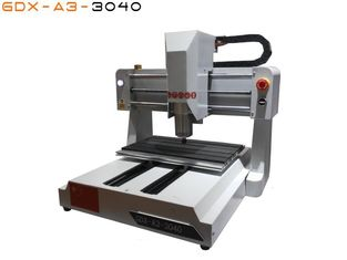 Good Quality Industrial Laser Cutting Machine & Small Woodworking Cnc Machines Mini Router With Mach3 / Ncstudio Controller on sale