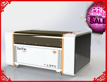 China Adjustable Thickness CO2 Laser Cutting Machine 1390 With 100W Laser Tube supplier