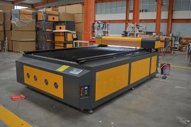 1300*2500cm Industrial Laser Cutting Machine , Plywood laser cutting machine ruida system