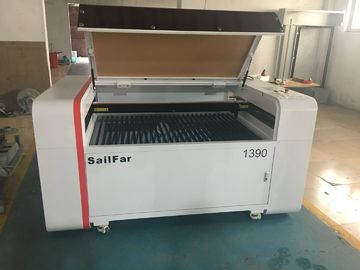 Good Quality Industrial Laser Cutting Machine & Desktop / Portable Laser Cutting Machine Closed Co2 Laser Tube Laser Type on sale