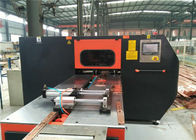China High Accuracy CNC Punch Cutting Machine For Copper And Aluminum Full Automatic factory