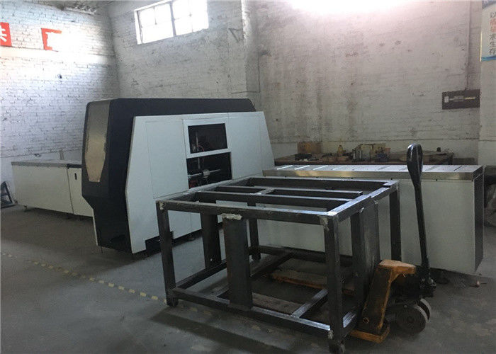High Speed CNC Busbar Punch Cutting Machine For High And Low Voltage Switchgear