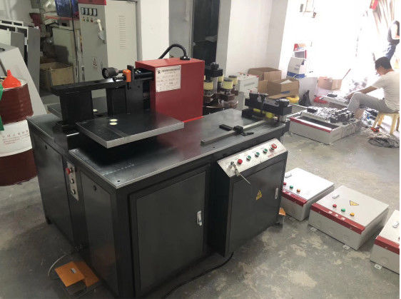 12x160mm copper and aluminum CNC busbar bending machine for switchgear