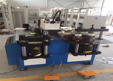 CNC Busbar Fabrication Machine For Copper Aluminum Bending Cutting Punching