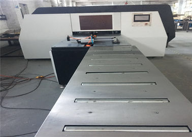 China Industrial CNC Copper Punch And Shear Machine For Distribution Box 16X200 mm distributor