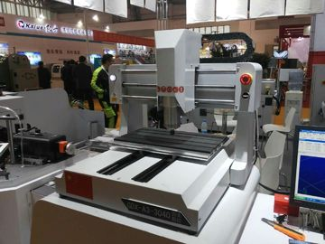 China Precision Desktop CNC Router Machine With T Slot Table , Portable CNC Router factory
