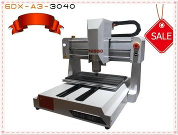 China Mini CNC Router Wood Carving Machine , Tabletop CNC Router Machine factory