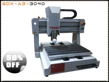 China Small CNC Router Machine For Wood Engraving , Benchtop CNC Router High Speed factory