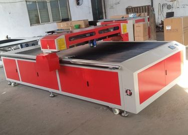 China 130x250cm rubber Industrial Laser Cutting Machine up and down table for wood and acrylic distributor