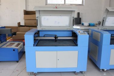 China EFR Laser Tube Cnc Wood Engraving Machine With Working Area 900 X 600 Mm distributor