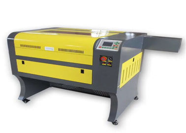 China ISO9001 CE Laser Wood Cutting Machine For Acrylc / Plywood / Paper / Rubber / Mdf distributor