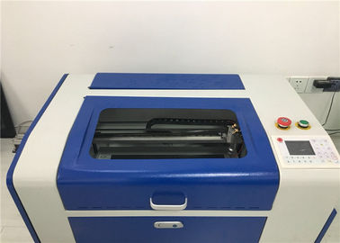 China S500 500x300mm Small Laser Engraving Machine For Mdf / Paper / Rubber / Cloth distributor