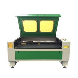 China 140x100cm Plastic Rubber Leather Acrylic Laser Cutting Machine High Efficiency distributor