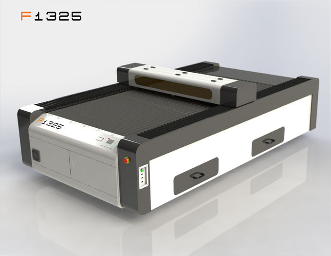1325 130W CO2 Laser Cutting Machine With Cutting Thickness Adjustable AC220V / 50Hz